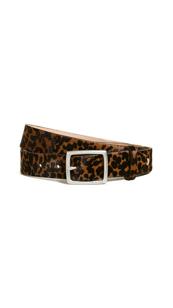 Rag & Bone Boyfriend Belt in tan