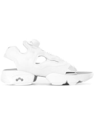women sandals white shoes