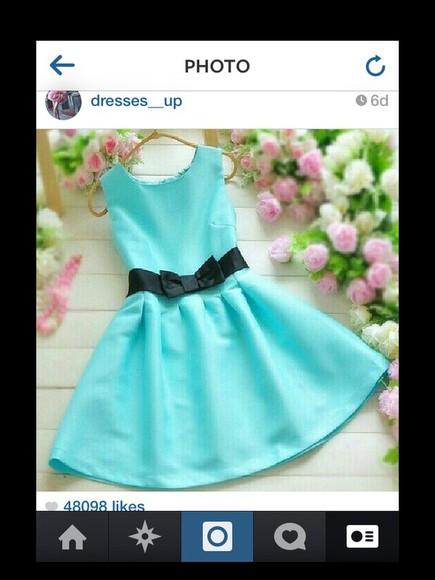 Belt turquoise