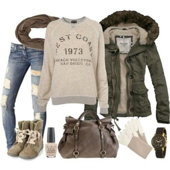 jacket clothes autumn green cozy cold sweater shoes high heels shirt outfit winter jacket blouse