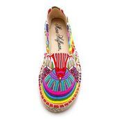 shoes,mara hoffman,rainbow shoes,2015,last few,last chance,shop now,espadrilles,rainbow,orchidbtq,orchidgal