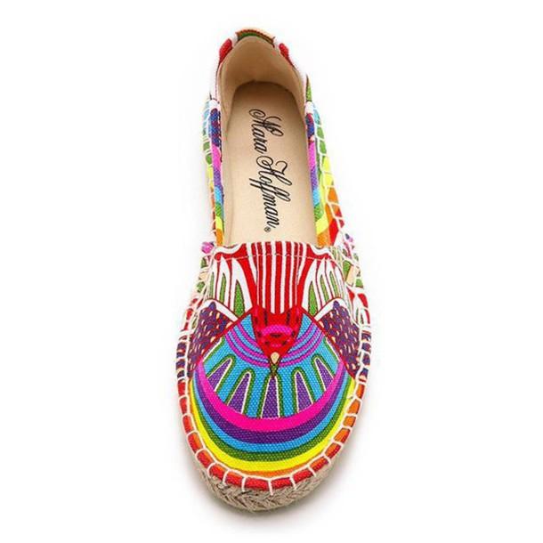 shoes mara hoffman rainbow shoes 2015 last few last chance shop now espadrilles rainbow orchidbtq orchidgal