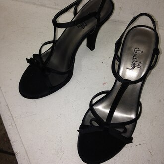 shoes these shoes exactly black shoes heels black heels strappy heels high heel sandals