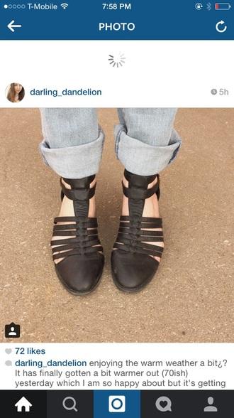 shoes black shoes cute shoes sandals shoes adorable