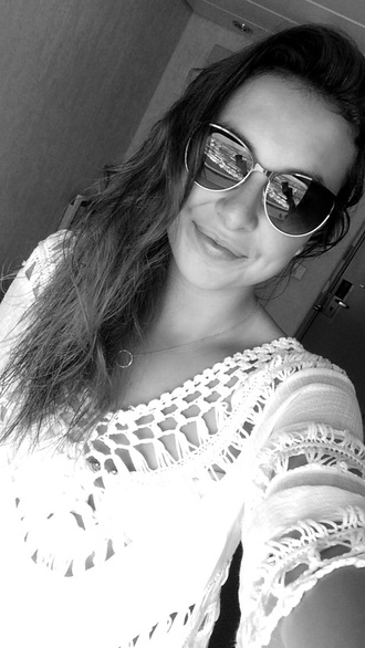 sunglasses black and white round sunglasses summer outfits sun sexy love cute