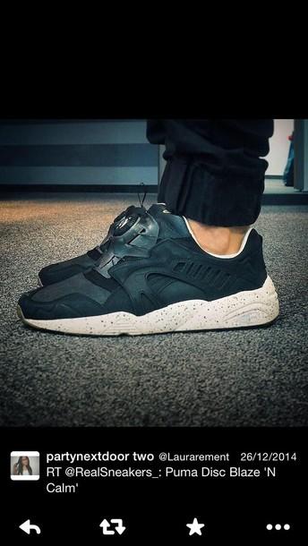 shoes puma sneakers puma disc