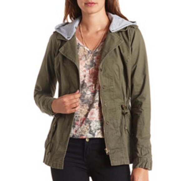 jacket army green military army green jacket