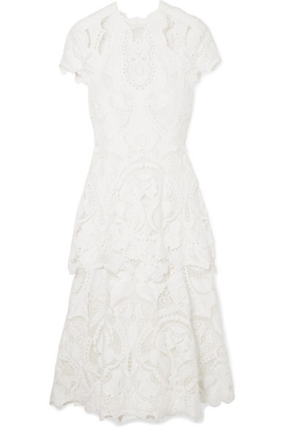 Jonathan Simkhai dress midi dress midi lace