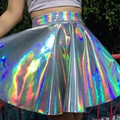 skirt,metallic skirt,top,stylish,style,tumblr shorts,tumblr bikini,tumblr shirt,tumblr outfit,tumblr skirt,holographic,holographic shoes,cute,cute dress,cute outfits,cute sweaters,cute shorts,summer outfits,back to school,girly,black,white dress,white,rainbow,backpack,bag,tumblr