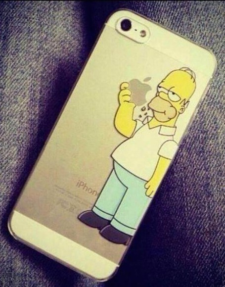 iphone cover homer phone case simpsons jewels dress skirt phonecase little black dress