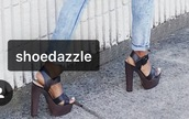 shoes,wooden pump,wooden heel,shoedazzle,platform pumps,platform shoes,platform sandals,justfab,black pumps,steve madden,strappy heels,Faux leather heel,kekecameron,keke Cameron,style blog