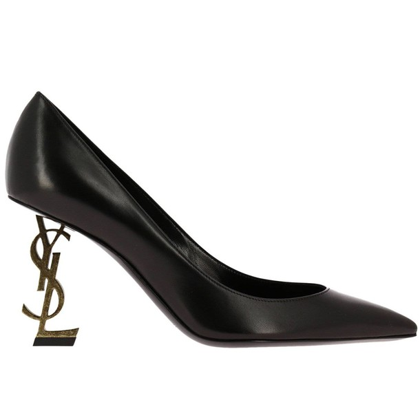 Saint Laurent women pumps shoes black