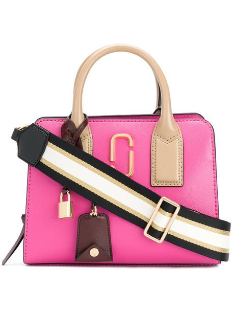 women bag purple pink