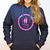 Sudadera azul chica fit | Like To SURF