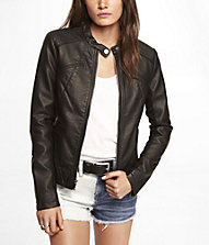 (MINUS THE) LEATHER JACKET | Express