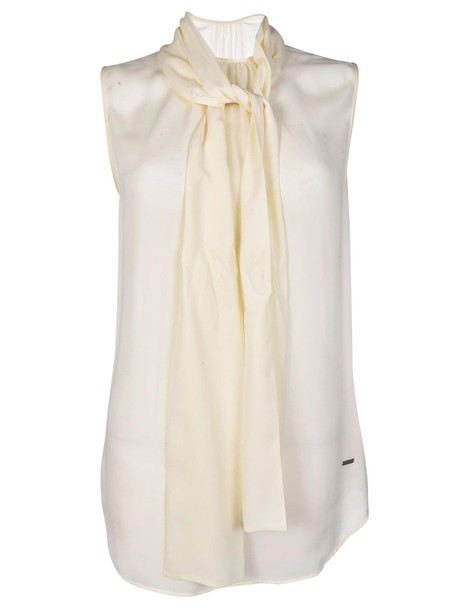 Dsquared2 top sleeveless top sleeveless