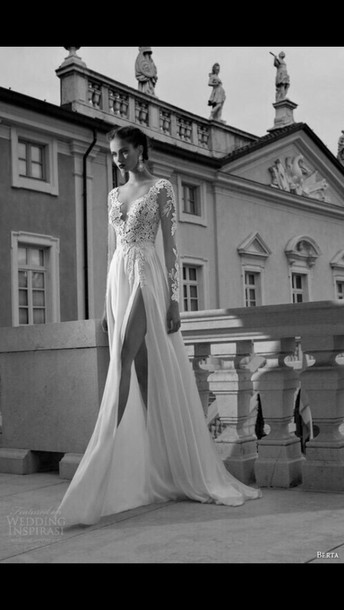 dress wedding dress bridal gown lace dress prom dress