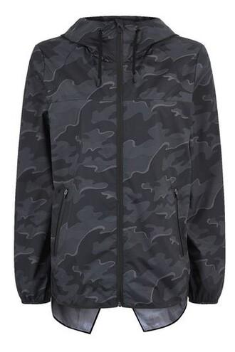 jacket back black