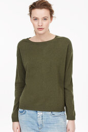 sweater,cashmere jumper,olive green,green sweater