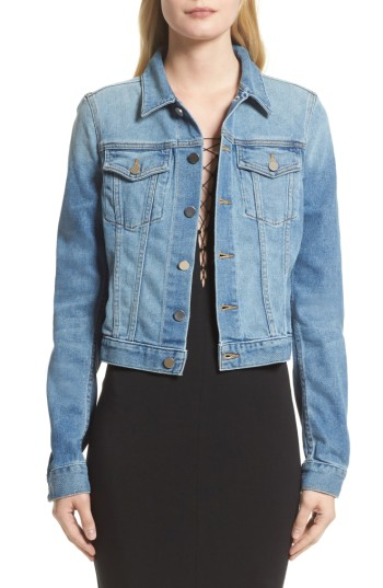 T by Alexander Wang Denim Jacket (Nordstrom Exclusive) | Nordstrom