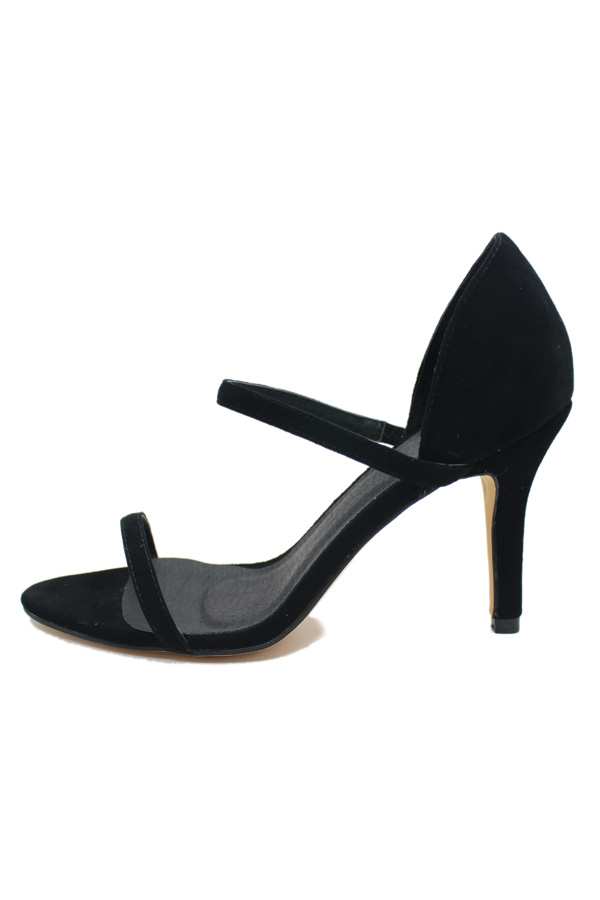 Simple Design Ankle Strap Sandals [XHM0057] - PersunMall.com