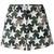 Valentino Camustar shorts, Women's, Size: 42, Green, Cotton