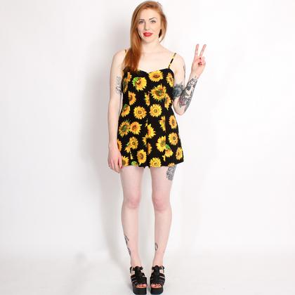 MOTEL Motel Sunflower Luella Playsuit | ARK