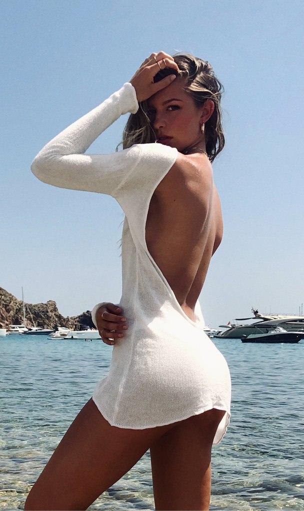 Alegra Knit Dress