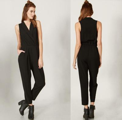Suit up black jumpsuit · trendyish · online store powered by storenvy