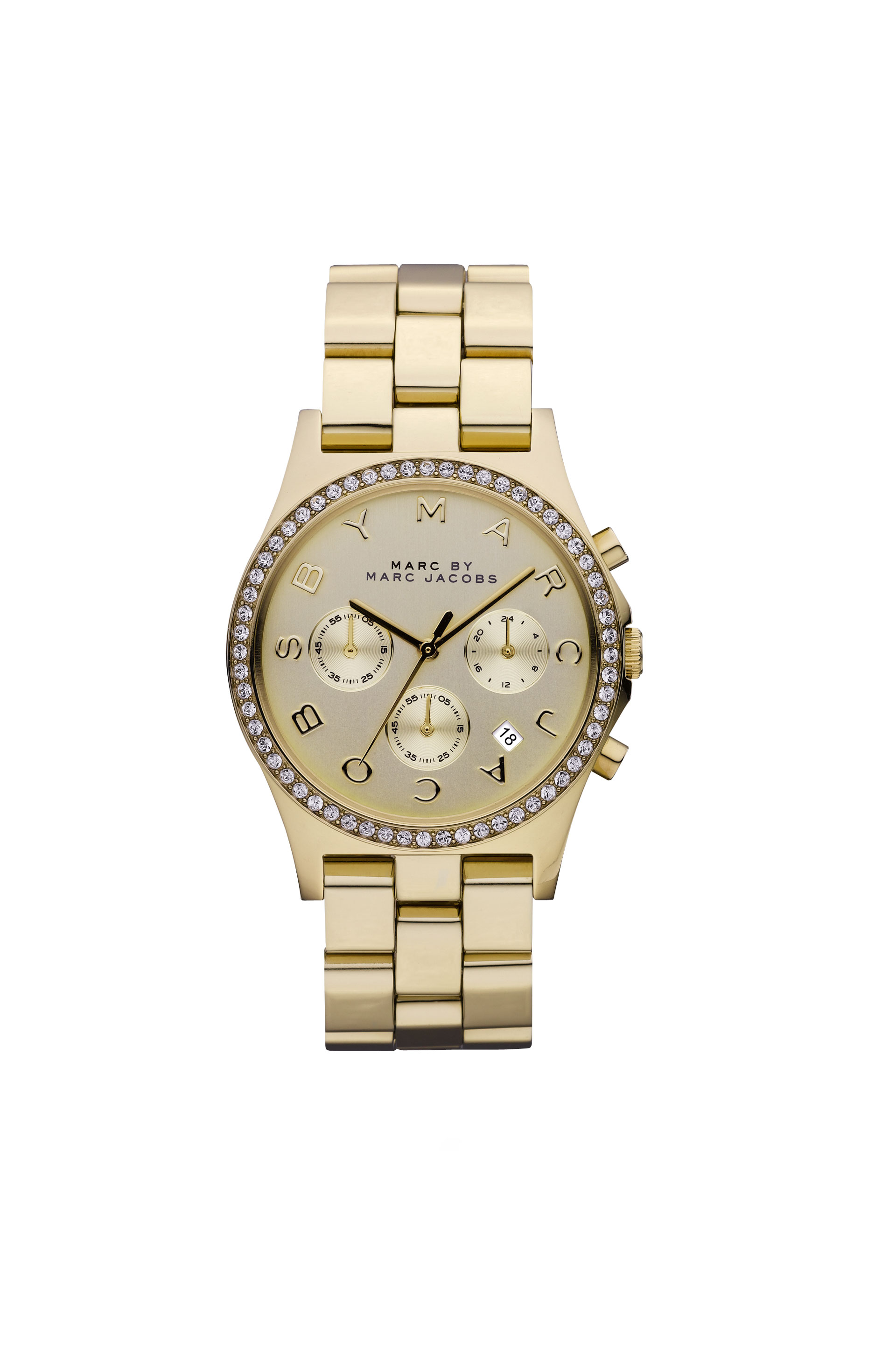 Henry Chrono Bracelet 40MM - Watches - Shop marcjacobs.com - Marc Jacobs