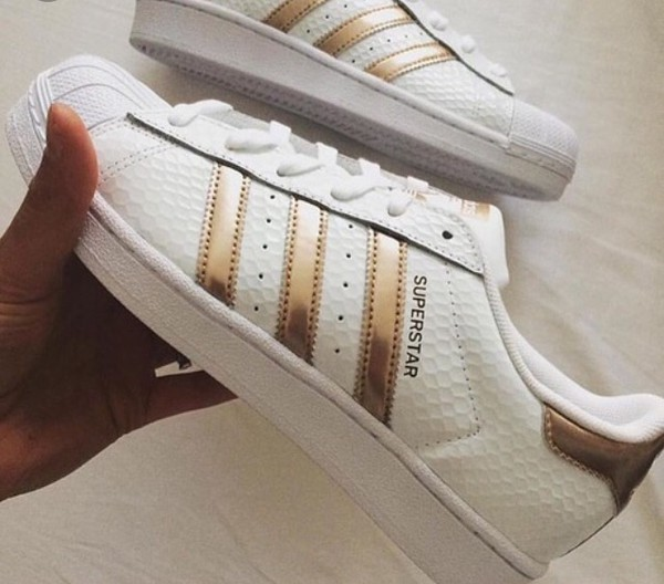 shoes rose gold adidas adidas superstars adidas originals low top sneakers