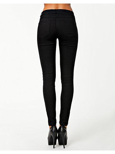 Croisette Pants - Nly Trend - Sort - Bukser & Shorts - Tøj - Kvinde - Nelly.com