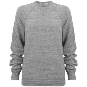 T by Alexander Wang Women's Crew Neck Sweatshirt - Grey 			Womens Clothing - FREE UK Delivery