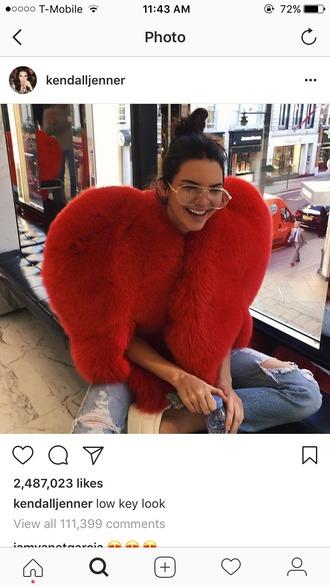 coat fux fur coat fur fur coat