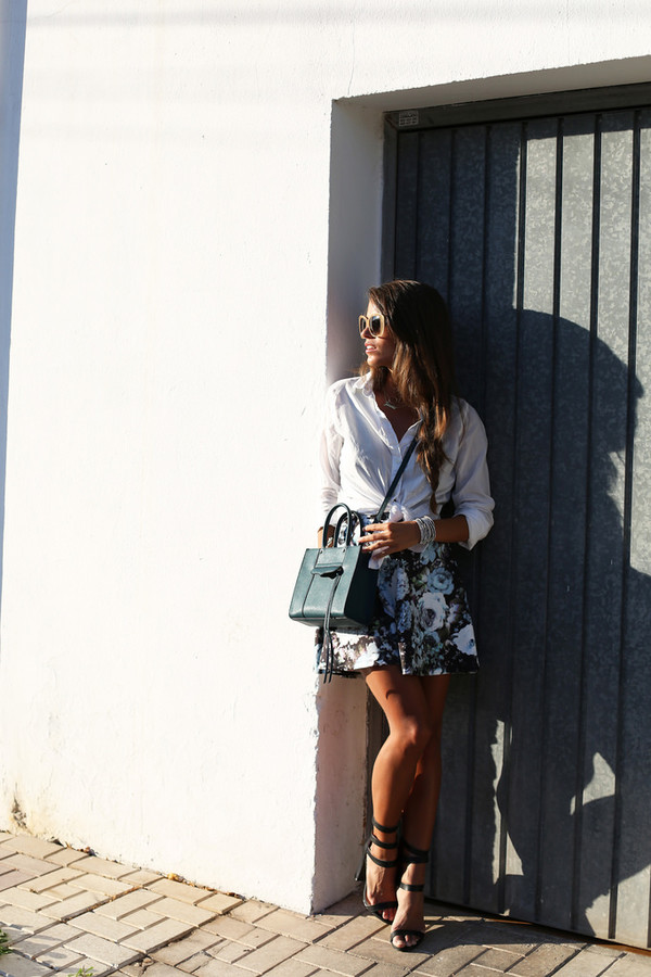 seams for a desire skirt shoes bag sunglasses jewels shirt