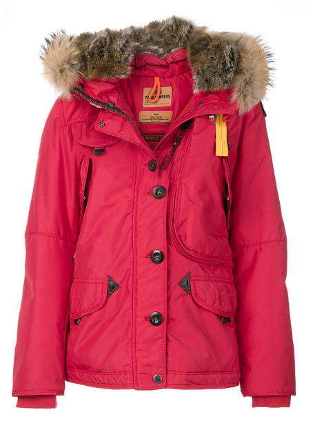 parajumpers parka women red coat