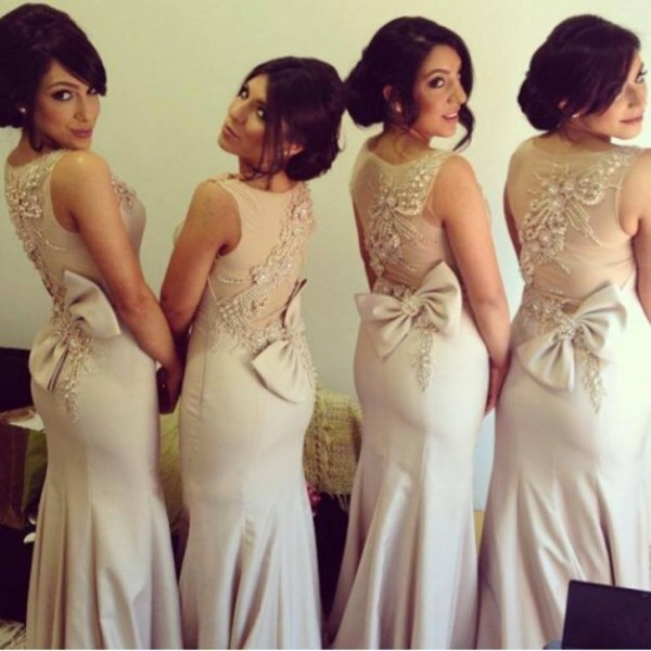 dress maid of honor dress wedding party dress