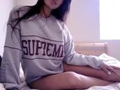 shirt,supreme,sweat,t-shirt,swag,sweater,crewneck,hipster,tumblr,red,dope,grunge,fashion,vintage,grey sweater,oversized sweater,boyfriend sweater,supreme sweater,hoodie,crewneck sweatshirt,grey,old,sweatshirt,pale,indie