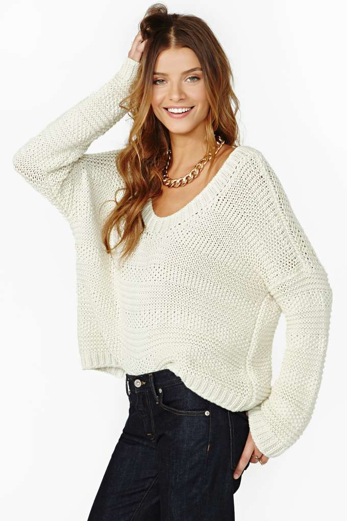 Bright Morning Sweater | Shop Pullover at Nasty Gal
