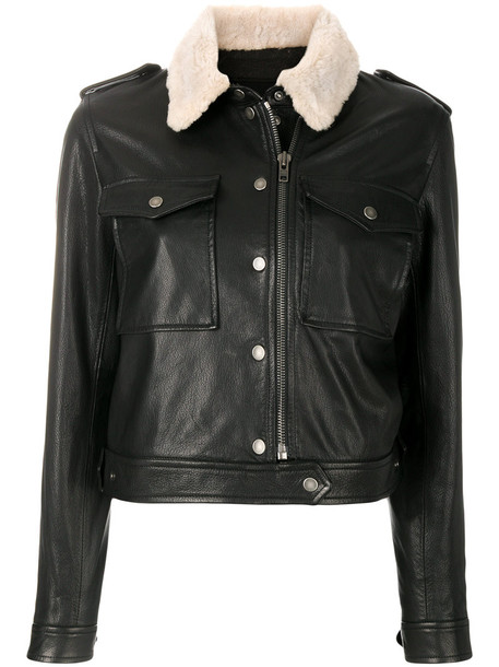 Kenzo jacket women black