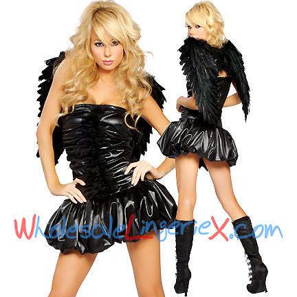 Dark Angel Costume FAS509 [FAS509] - $10.10 : Wholesale4costumes