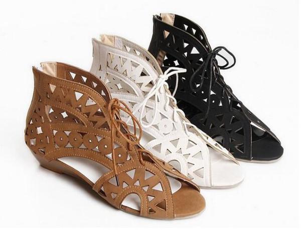Cute hippie sandals