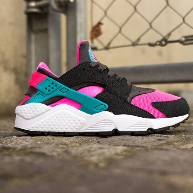 """5df212e6a4e8 Nike Air Huarache """"Hyper Pink   Dusty Cactus"""" VERY LIMITED"""