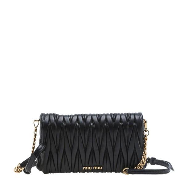Miu Miu bag shoulder bag black