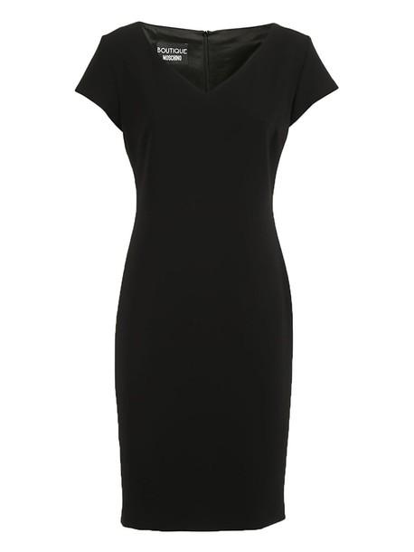 BOUTIQUE MOSCHINO dress black