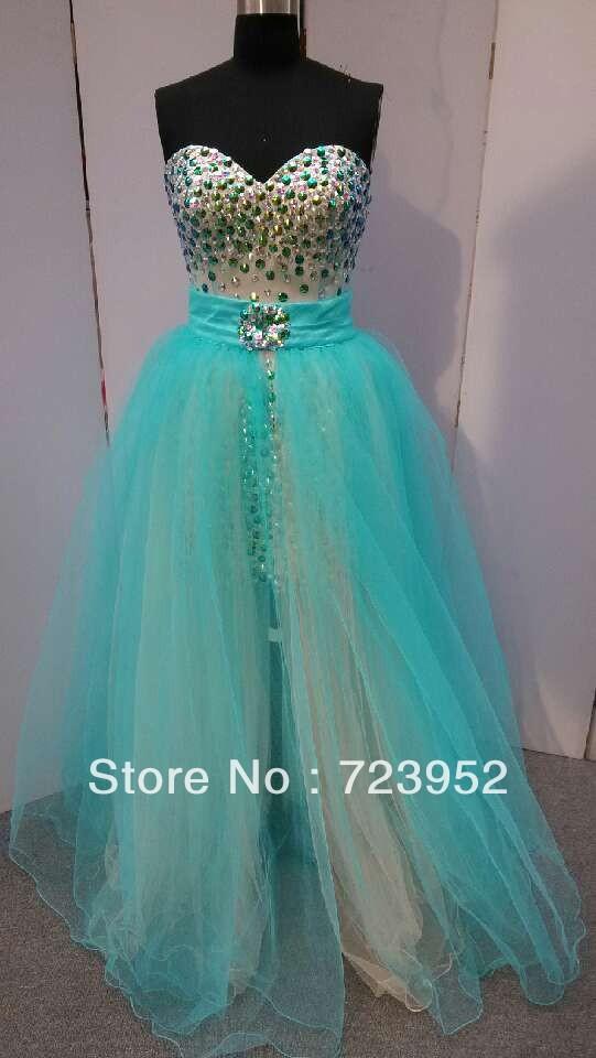 Aliexpress.com : Buy Real Sample Sherri Dress Sweetheart Fuly ...
