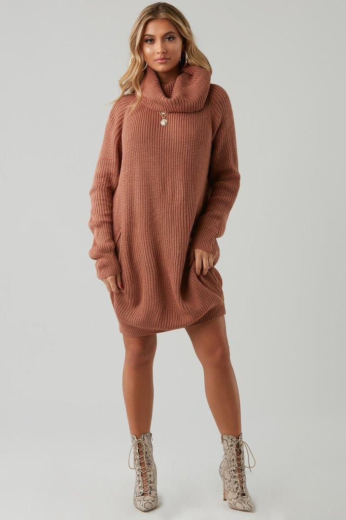 Used To Love You Sweater Dress