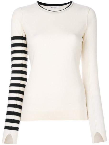 Sonia Rykiel jumper women white sweater