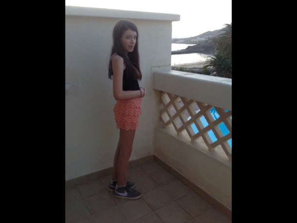 skirt pink skirt skorts