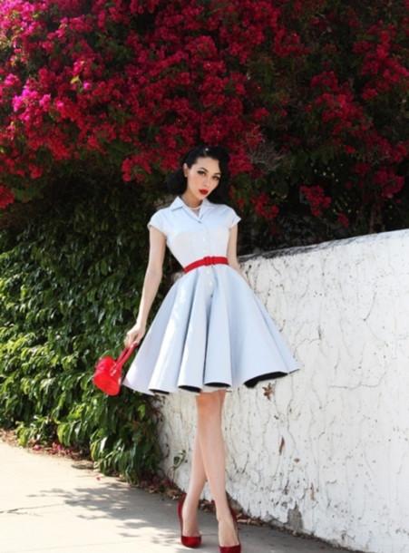 Платье В Стиле 50 Х Годов Купить
